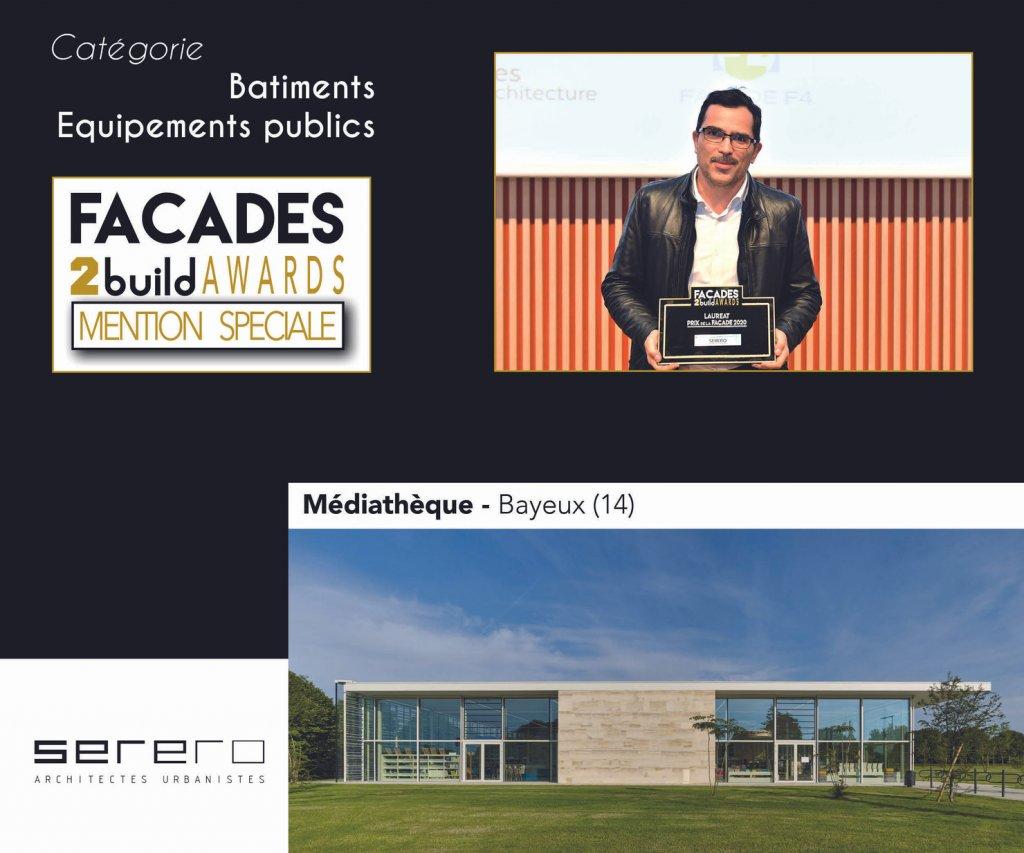facade 2 build Serero