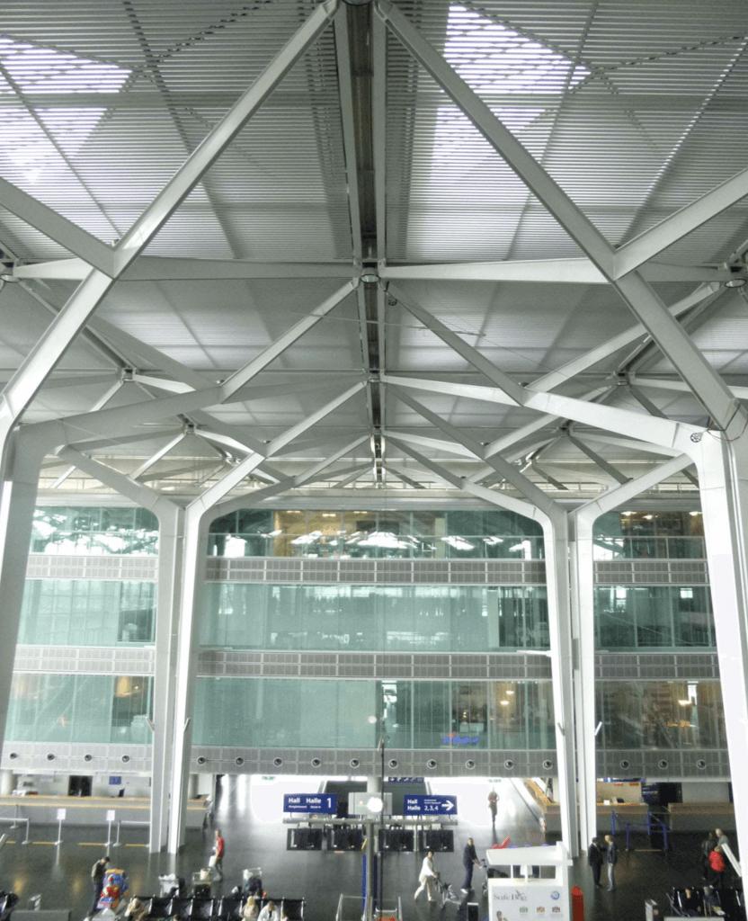 AEROPORT BALE MULHOUSE SERERO ARCHITECTES