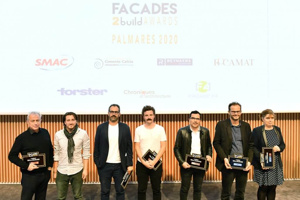 PRIX FACADES2BUILD SERERO ARCHITECTES